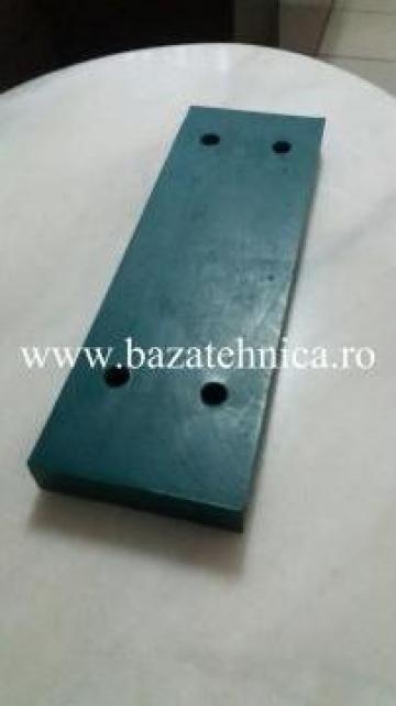Placa poliureta freza de zapada 300x100x25 mm de la Baza Tehnica Alfa Srl