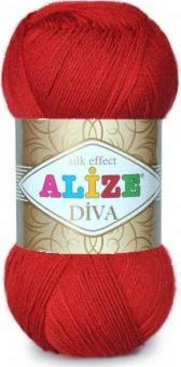 Fire pentru tricotat si crosetat Alize Diva de la Sc Ccs Trade Srl