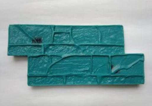 Matrita beton amprentat Kremona de la Forme Di Cemento