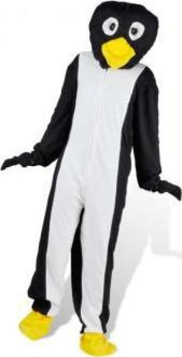 Costum de pinguin marimea XL-XXL de la Vidaxl