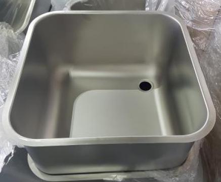 Cuva inox de spalat pentru industria alimentara / uz casnic de la MRG Stainless Group Srl