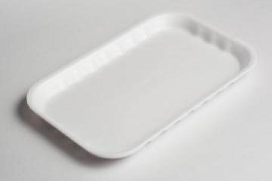 Tavita polistiren PT9-18 STD (270x170x18mm) 500 buc/bax de la Cristian Food Industry Srl.