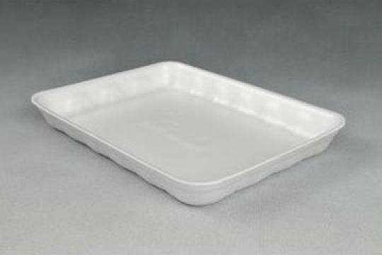 Tavita polistiren MT12 STD (290x220x35mm) 200 buc/bax de la Cristian Food Industry Srl.