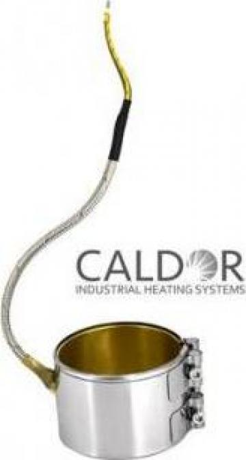 Rezistente electrice industriale de la Caldor Industrial Heating Systems Srl