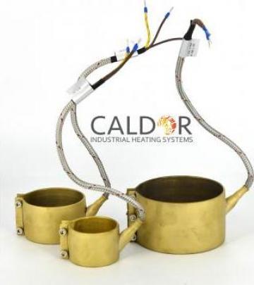 Rezistenta electrica duza 55 x 50 x 425 w de la Caldor Industrial Heating Systems Srl