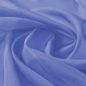 Tesatura de voal 1,45 x 20 m, albastru regal