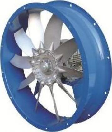 Ventilator axial montaj pe perete sau tubulatura seria MP de la Professional Vent Systems Srl