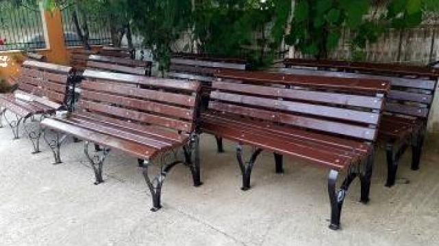 Banca parc Varna de la Ygrocris Dorally Steel Srl