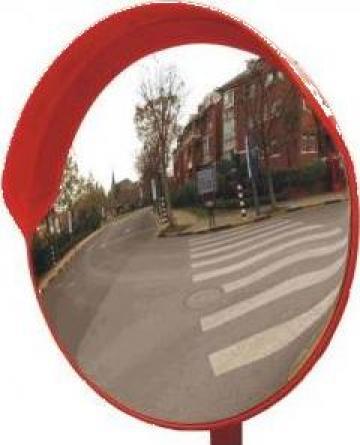 Oglinda rutiera, indicatoare rutiere de la S.c. Drumalex S.r.l.