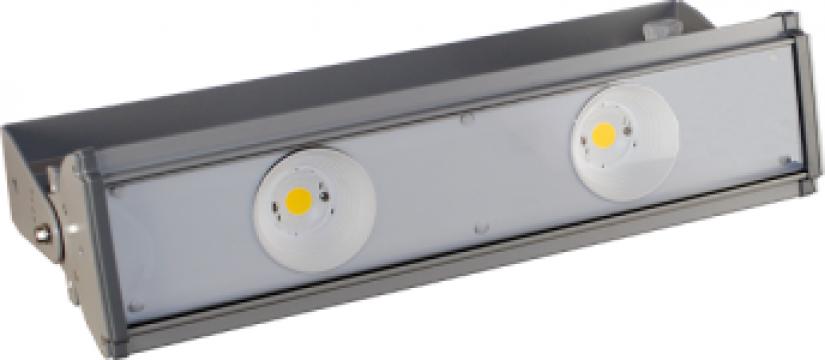Proiector cu 2 LED 60-100W de la Electrofrane