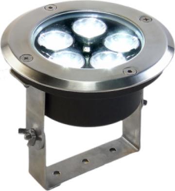 Proiector orientabil cu 5 LEDuri de la Electrofrane