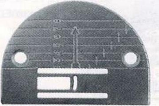Placa ac masina de cusut Singer cl. 237