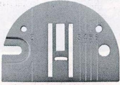 Placa ac masina de cusut Singer zig-zag 4.8 mm