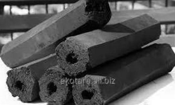 Brichete de carbune inlocuitor lemne de foc de la Nataliart Srl