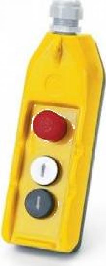 Cutii de comanda cu butoane DC de la Electrotools