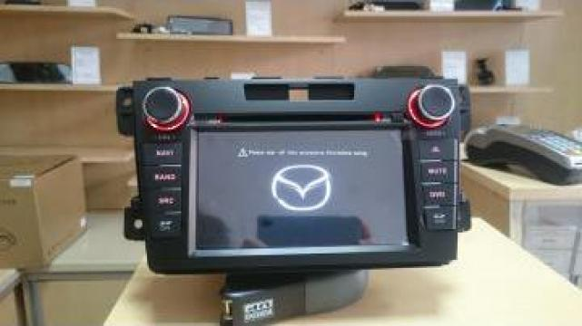 Sistem navigatie Mazda CX cu Android, S160