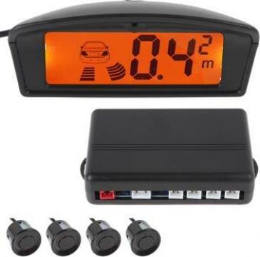 Senzori de parcare spate cu afisaj LCD de la Caraudiomarket.ro - Accesorii Auto Dedicate