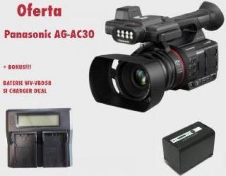 Camera video Panasonic AG-AC30 Full HD de la West Buy SRL