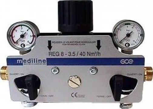 Regulator/stabilizator medical de linie 40NM3/h