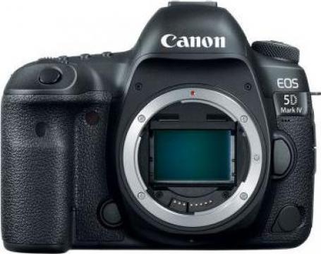 Camera foto Canon EOS 5D Mark IV DSLR (Body) de la West Buy SRL