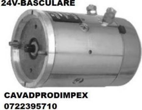Motor 24V Pump Motor Fenner actionare basculare CW Iskra de la Cavad Prod Impex Srl
