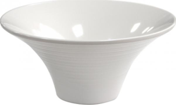 Cupa melamina Nova 21cm alba de la Basarom Com