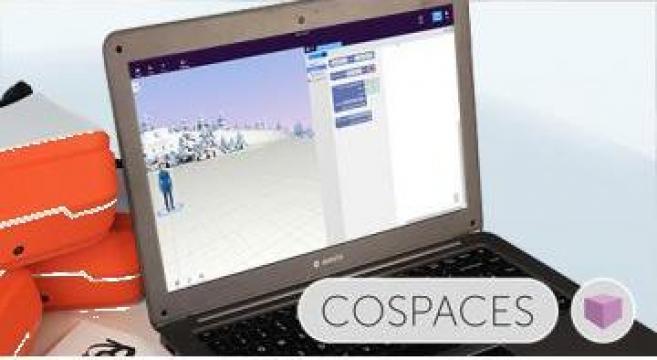 Aplicatie acces la portalul online de Training ClassVR