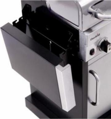 Gratar pe gaz Broil Performance 220S cu 2 arzatoare inox de la Basarom Com