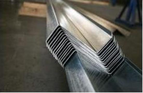 Profile zincate Z 400 - 3.5mm
