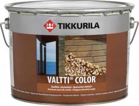 Finisaje pentru lemn, tratarea lemnului Valtti Color de la Tm - Color Srl