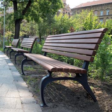 Banca parc Olimpia T12 de la Parkdekor Srl