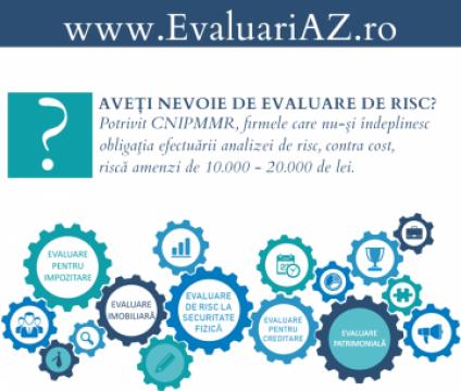 Evaluare Risc Securitate Fizica / Evaluator Imobiliar Sibiu de la Sc Gabriconf Impex Srl