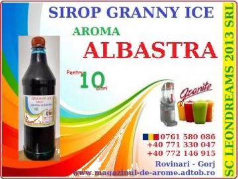 Sirop granita Granny Ice Albastru
