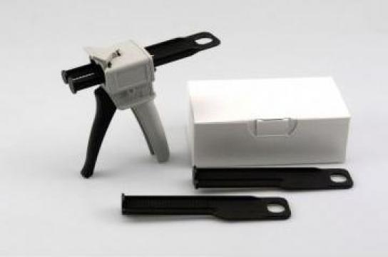 Pistol aplicator adeziv bicomponent 1:1, 2:1, 50 ml de la Parcon Freiwald Srl