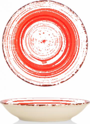 Farfurie Gural colectia Red 20cm de la Basarom Com