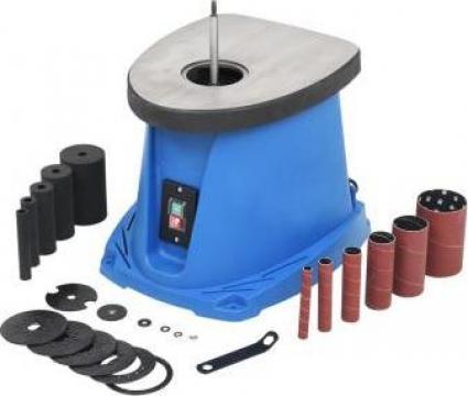 Masina de slefuit cu ax oscilant, 450 W, albastru