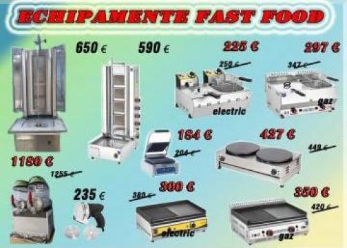 Utilaje dotare fast food de la Distal Mark Srl