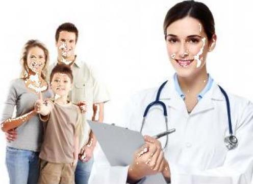 Servicii de consult medical la domicliu, repatrieri de la Samaritanus S.r.l.