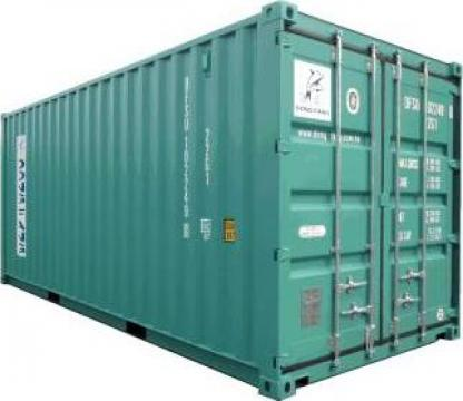 Container depozitare de la SC Toalete Ecologice SRL