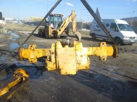 Axa de buldoexcavator JCB 3CX de la Pigorety Impex Srl