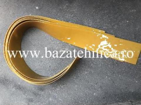 Placa poliuretan 3x150x2000 mm PUR 90 ShA