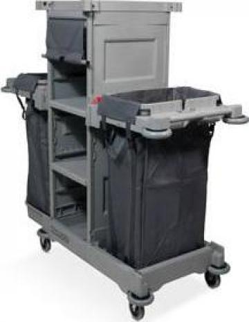 Carucior profesional hotelier NKS2 de la Tehnic Clean System
