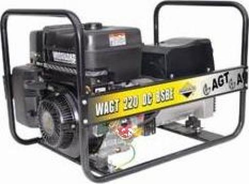 Generator sudura WAGT 220 DC BSBE cu roti si manere de la Furitech Srl