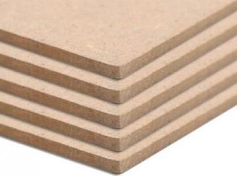 Placi MDF, 4 buc., 60 x 60 cm, patrat, 12 mm
