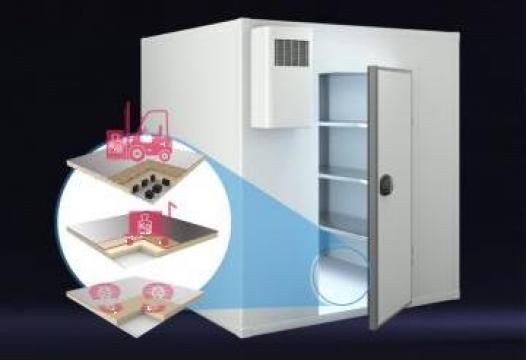 Camera frigorifica din panel de 80 mm, 6.8 mc de la Boxcold Romania Srl