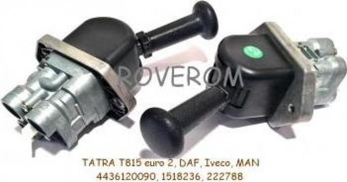 Robinet frana mana DAF, Iveco, MAN, Tatra T163, T815, 3 cai