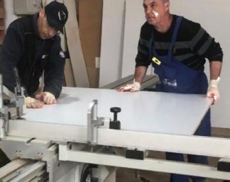 Servicii debitare materiale lemn de la Elferom Plus Srl
