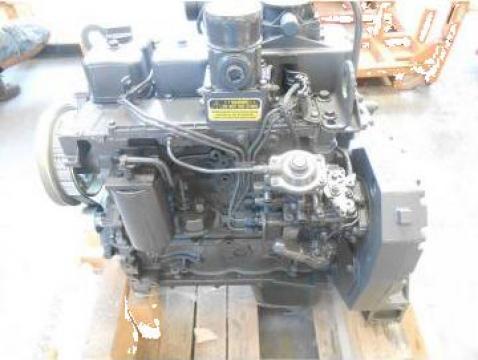 Motor buldoexcavator Iveco F4GE9484 D de la Nenial Service & Consulting