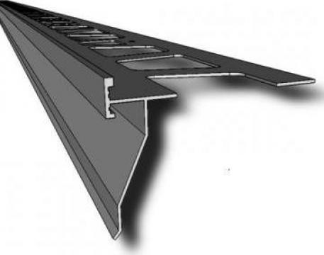 Profil picurator mare pentru terase si balcoane de la Amotec Import-export