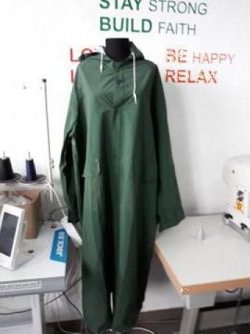 Pelerina de ploaie pentru agenti paza de la Sc Atelier Blue Srl